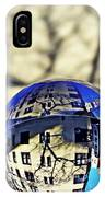 Crystal Ball Project 63 IPhone Case