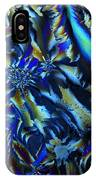 Crystal Blues IPhone Case