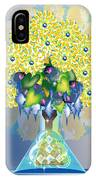 Crystal Boquet IPhone Case