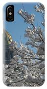 Crystal Capitol IPhone Case