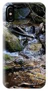 Crystal Clear Creek IPhone Case