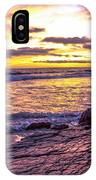 Crystal Cove Skyfire IPhone Case