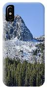 Crystal Crag IPhone Case