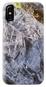 Crystal Labyrinth   IPhone Case
