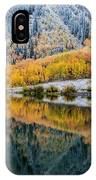 Crystal Lake Area 1 IPhone Case