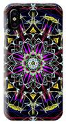 Crystal Sun IPhone Case