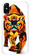 Crystal Tiger - 94 IPhone Case