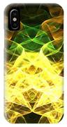 Crystalline Forest IPhone Case
