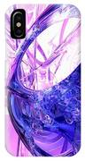 Crystallized Abstract IPhone Case