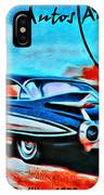Cuba Antique Auto 1959 Fleetwood IPhone Case