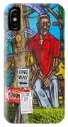 Cuban Street Art IPhone Case