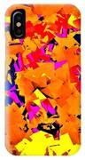 Cubist Tesseract IPhone Case
