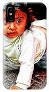 Cuenca Kids 1012 IPhone Case