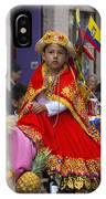 Cuenca Kids 719 IPhone Case