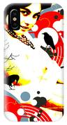 Curious Crow IPhone Case