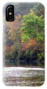 Current River Fall IPhone Case