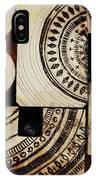 Curvatures IPhone Case