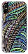 Curved Lines 7 IPhone Case