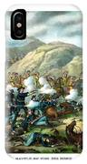 Custer's Last Stand IPhone Case