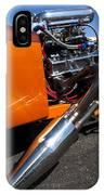 Custom Hot Rod Engine 2 IPhone Case