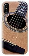 Custom Made Guitar IPhone Case