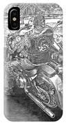 Custom Riders IPhone Case