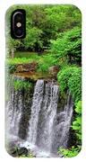 Cuttalossa Falls New Hope Pa IPhone Case