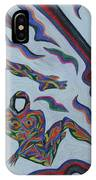 Cyber Gestes  IPhone Case