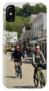 Cycling The Island IPhone Case