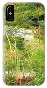 Cyperus Papyrus - Bulrush IPhone Case