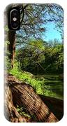 Cypress Bend Park In New Braunfels IPhone Case