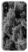 Cypress Branches No.1 IPhone X Case
