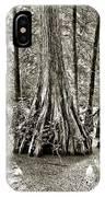 Cypress Evening IPhone Case