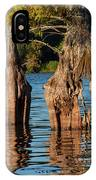 Cypress Grove One IPhone Case