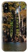 Cypress Grove Five IPhone Case