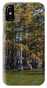 Cypress Grove Four IPhone Case