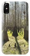Cypress Sentinals IPhone Case