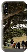 Cypress Tunnel IPhone Case