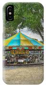 D C Carousel _ Hdr IPhone Case
