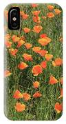 d7b6307 California Poppies IPhone Case