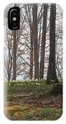Daffodil Hill IPhone Case