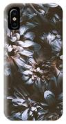 Dahlia Abstraction IPhone Case