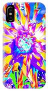 Dahlia Dazzle IPhone Case