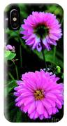 Dahlia Mirror IPhone Case