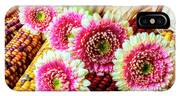 Daises On Indian Corn IPhone X Case