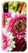 Daises On Indian Corn IPhone Case