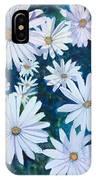 Daisies Galore IPhone Case