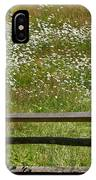 Daisies On The Vineyard IPhone Case