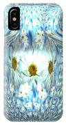 Daisy Abstract IPhone Case