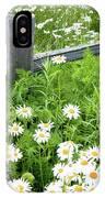 Daisy Fence IPhone Case